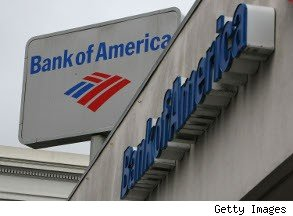 bank of america; principal reduction