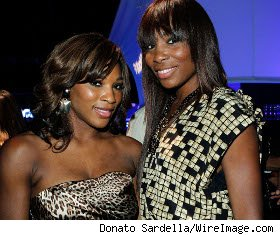 serena venus williams