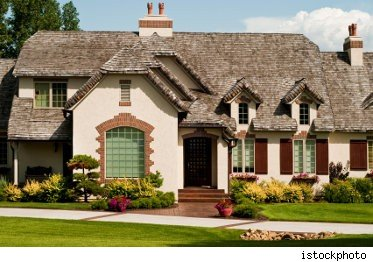 home staging exterior