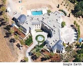 Yuri Milner $100 million mansion