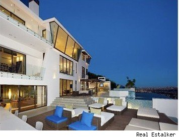 Sam Nazarian mansion