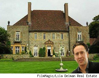 Nicolas Cage sells Rhode Island mansion