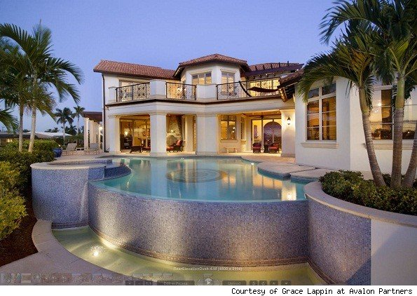 Naples Florida House of the Day