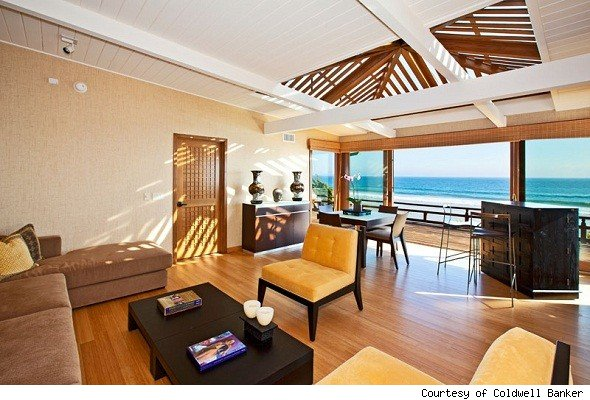 Malibu Broad Beach house
