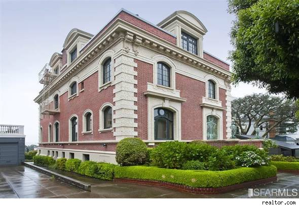 house of the day golden views from san francisco manse aol finance
