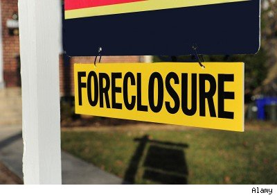 foreclosure for rent
