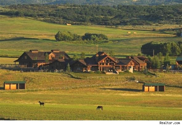House of the day colorado ranch living horses not for Ranch and rural living