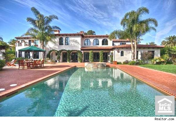House Of The Day Live Like A President In San Clemente