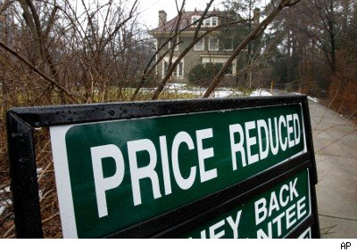 price reduced home sale