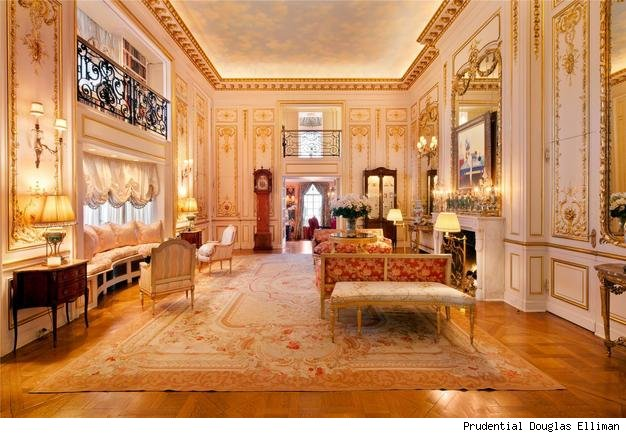 Joan Rivers Apartment Building joan rivers' opulent nyc penthouse lists at $29.5 million - aol