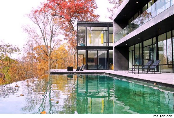House of the day marylands woodland contemporary