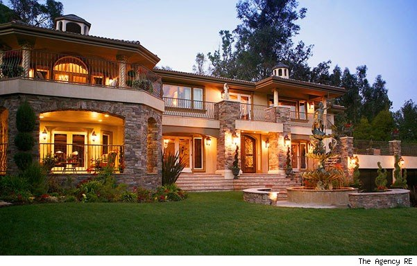 House Of The Day Live In A Kardashian 39 Home 39 Near Clooney Aol Finance
