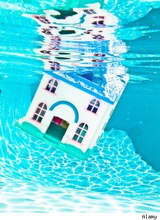 underwater mortgages