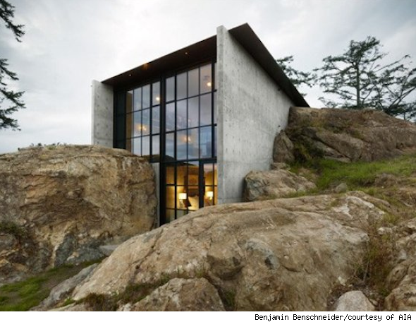 coolest homes gallery AIA 2012 Awards