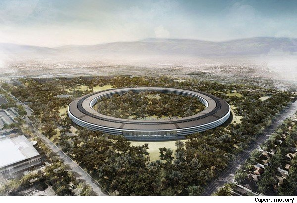 Apple Mothership campus