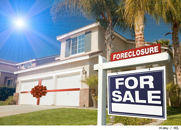 Foreclosures are sexy