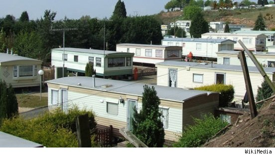 Where Trailer Homes Rent For 2 000 A Month Aol Finance
