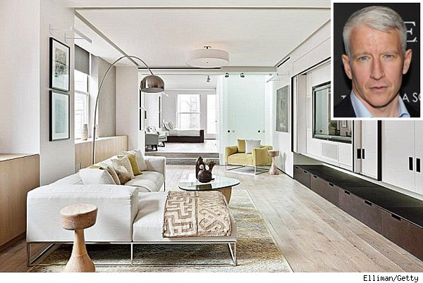 Ordinaire Anderson Cooper Apartment Sells
