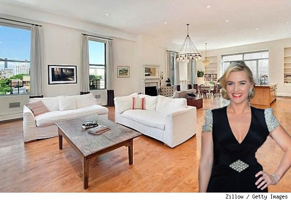 Kate Winslets Nyc Penthouse For Rent For 30000 A Month House Of