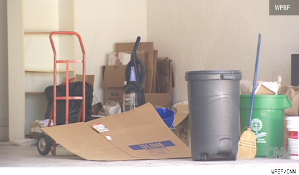 movers sell womans belongings