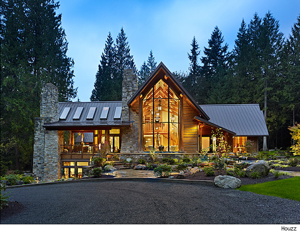 Mountain Home Style Spotlight AOL Finance