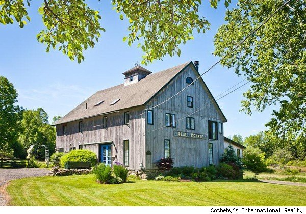 Maine barn home House of the Day