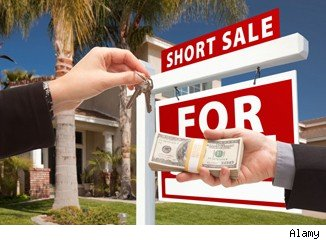 short sales bad for credit