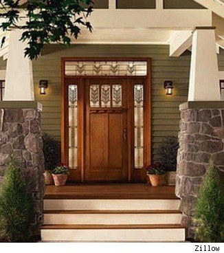 home entry doors