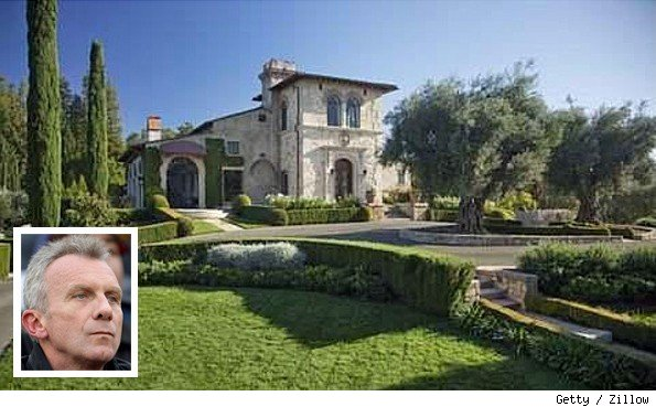 Joe Montana S Wine Country Mansion House Of The Day