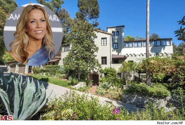 Sheryl Crow Hollywood home