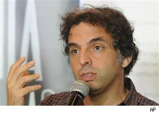Etgar Keret lives in the narrowest house in the world