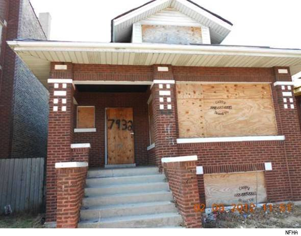 Bank of America and foreclosed homes