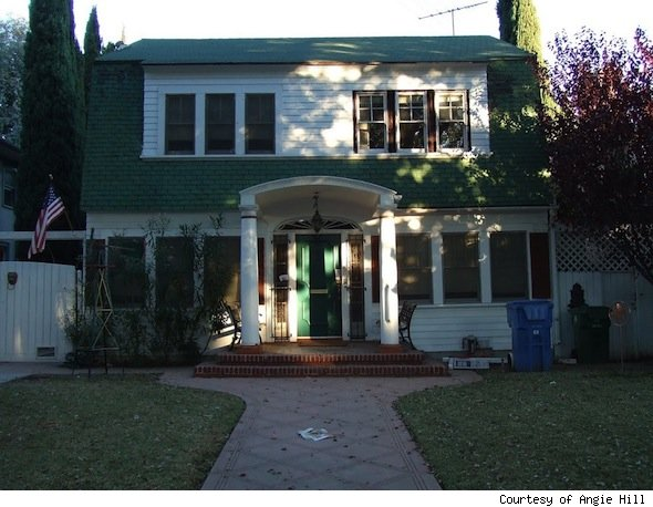 Nightmare on Elm Street house renovation