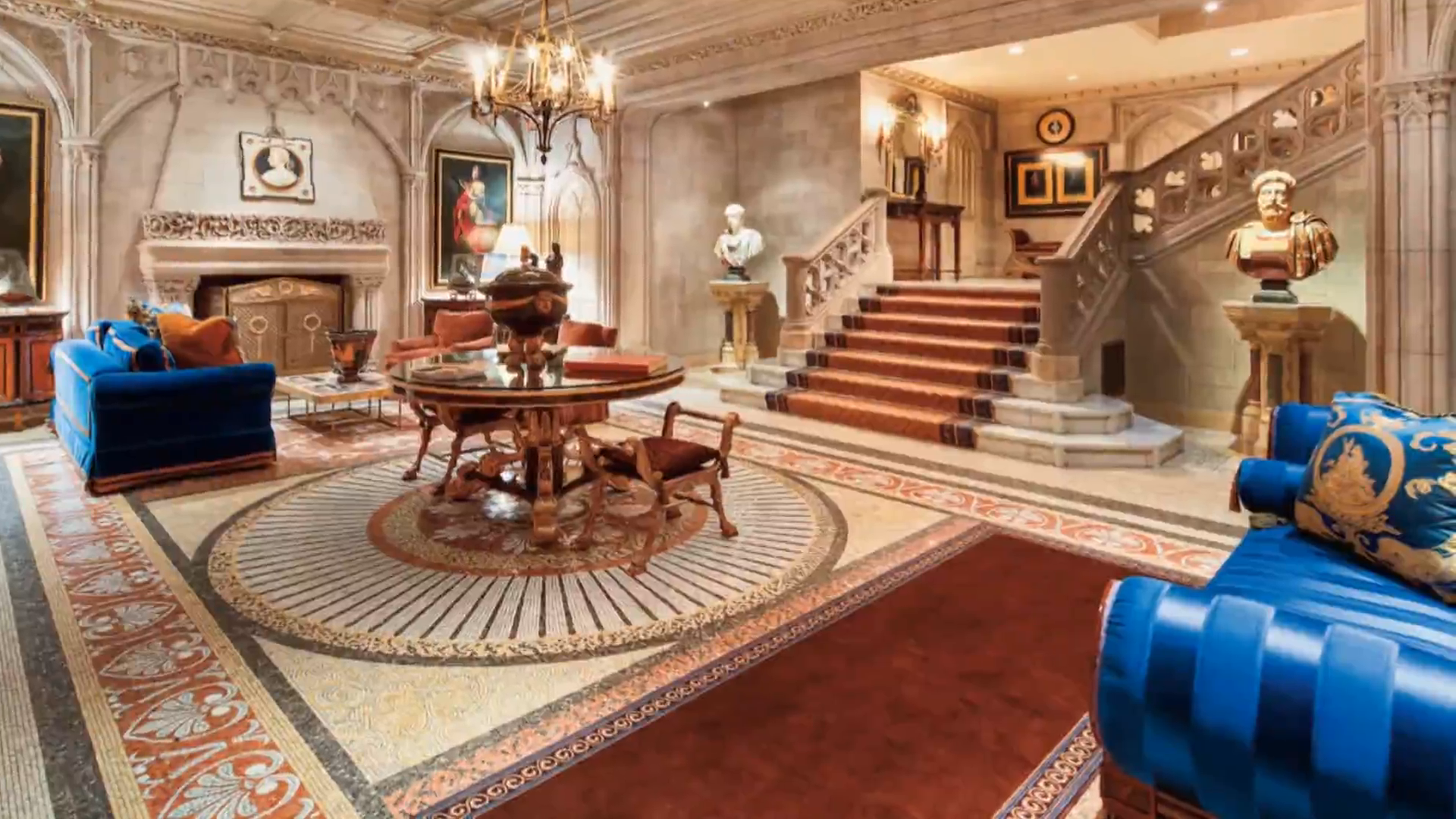 Woolworth Mansion In New York City Asking 90 Million