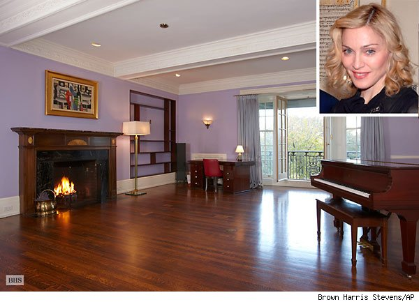 Madonna Lists Nyc Apartment