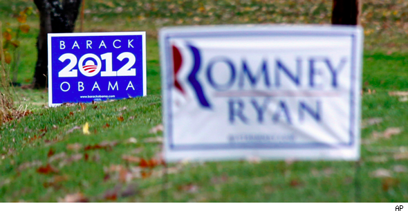 HOAs and political yard signs