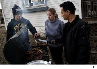 Hurricane Sandy victims: Alhadad Family
