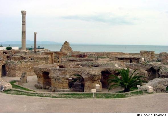 Carthage: Biggest city in the world in 300 B.C.