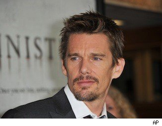 Ethan Hawke lists townhouse.
