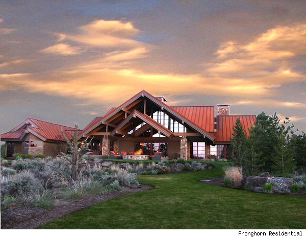 bend oregon home for sale is a contemporary masterpiece