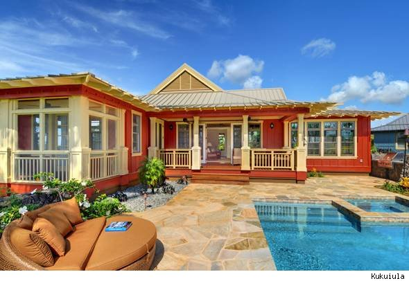 Kukuiula cottage in Kauai