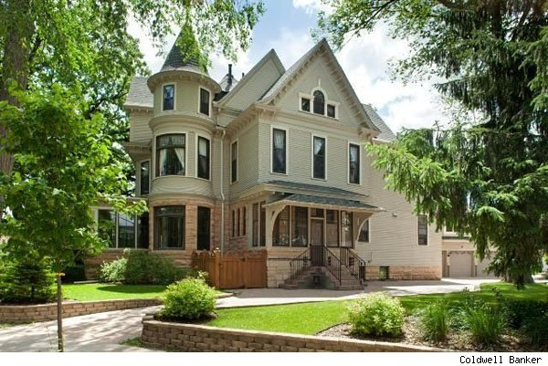 Mary Tyler Moore Show home in Minneapolis
