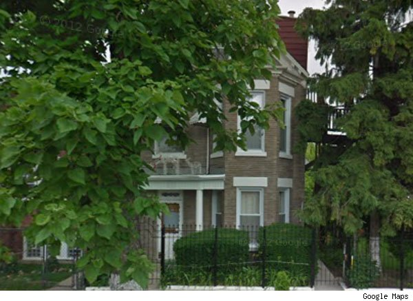 Brothel next door: 3011 S. Millard Avenue, Chicago