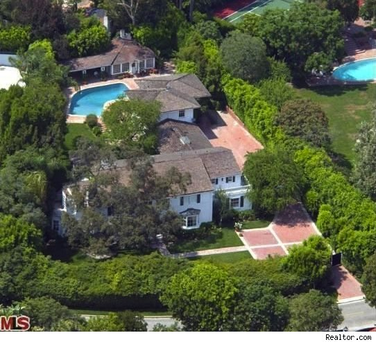 Debra Messing home, Bel Air