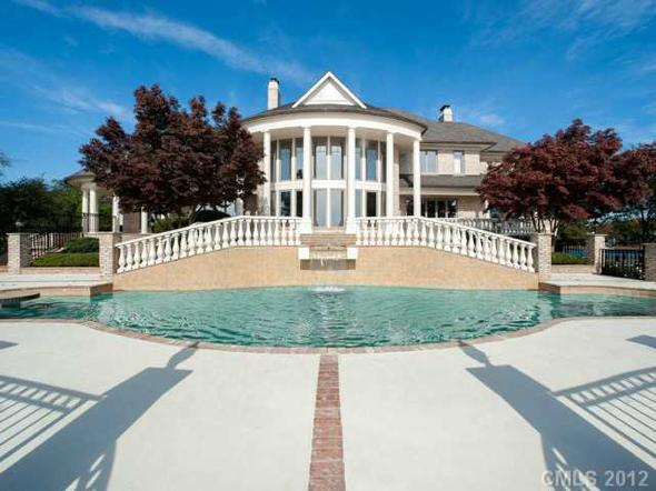 Michael jordan buys massive north carolina home for a for Michael jordan real estate