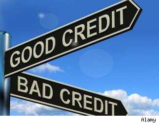 Good and bad credit count in getting a mortgage.