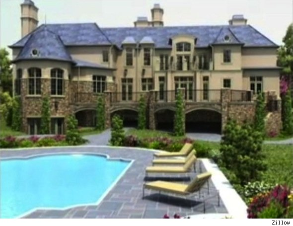 Mary J. Blige home