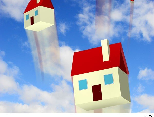 Home prices gain