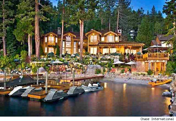 Larry Ellison home, Lake Tahoe