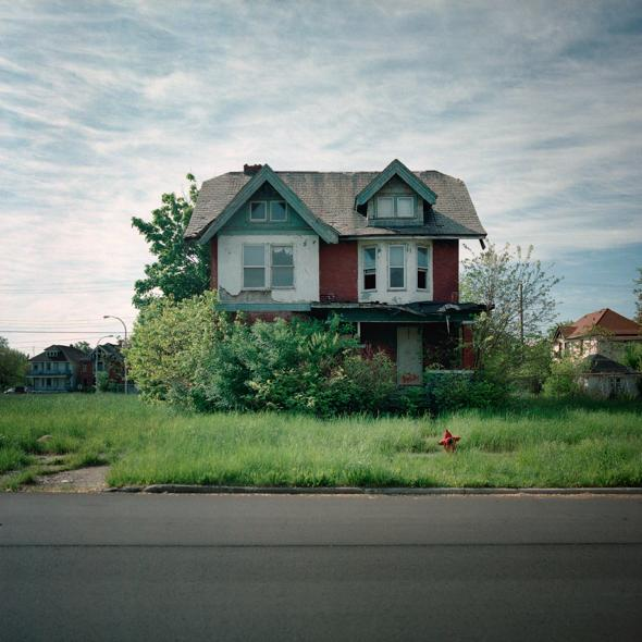 '100 Abandoned Houses': Sad Signs Of Detroit's Growing